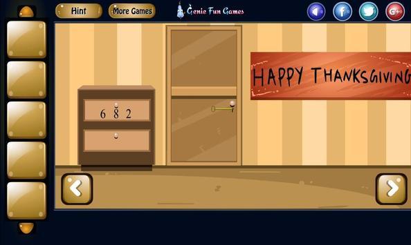 Thanksgiving 10 Door Escape screenshot 4