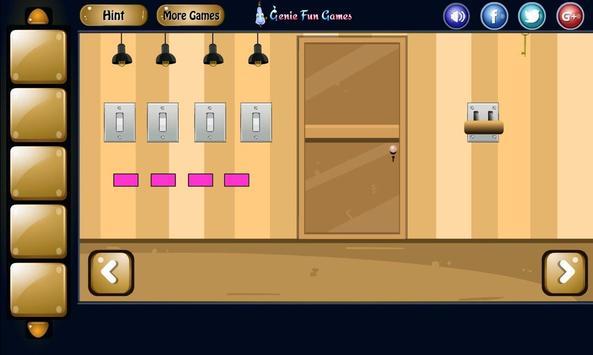 Thanksgiving 10 Door Escape screenshot 1