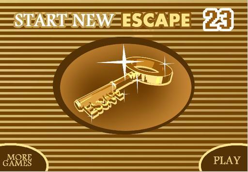 START NEW ESCAPE 023 poster
