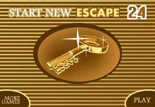 START NEW ESCAPE 024 poster