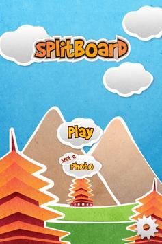 Splitboard poster