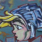 Graffiti Jigsaw Puzzle icon