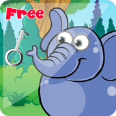 Escape game : Elephant Hungry icon