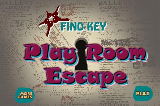 PlayRoomEscape poster