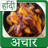 hindi pickle recipes icon