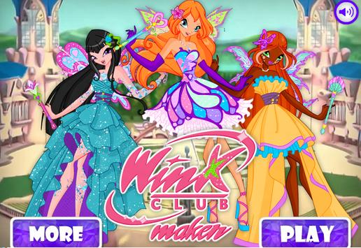 Winx Party Princesses poster