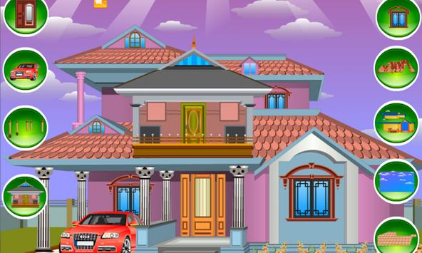 Design your House - girl game APK Download - Free Casual GAME for ...