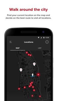Zadar walking guide apk screenshot