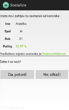Socialize Demo apk screenshot