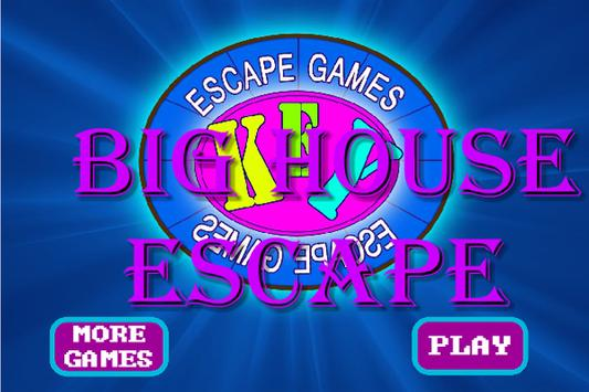 BigHouseEscape poster