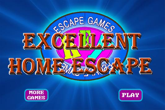 ExcellentHomeEscape poster