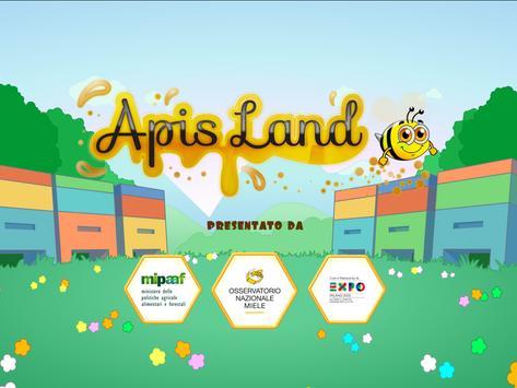 Apisland per tablet poster
