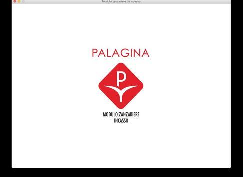 Palagina - Zanzariere Incasso poster