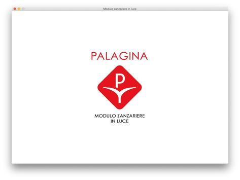 Palagina - Zanzariere Luce 포스터