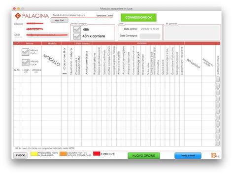 Palagina - Zanzariere Luce Ekran Görüntüsü 2