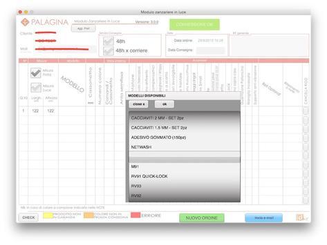 Palagina - Zanzariere Luce Ekran Görüntüsü 3