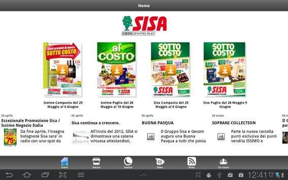 Sisa Centro Sud poster