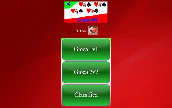 Scala 40 Treagles apk screenshot