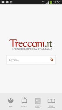 La Treccani poster