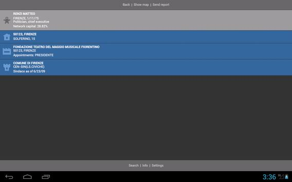 iTruster apk screenshot
