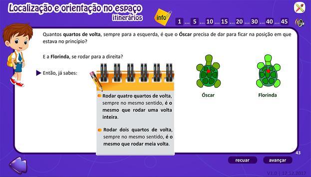 Itinerários screenshot 4