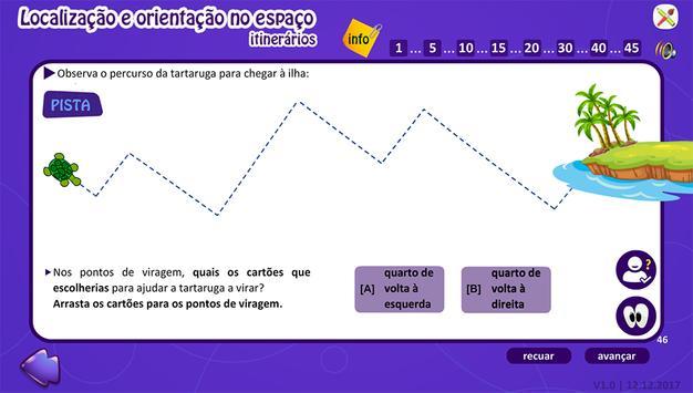 Itinerários screenshot 5