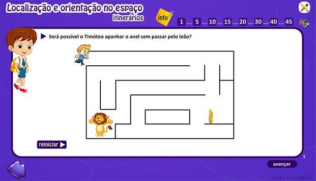 Itinerários screenshot 1