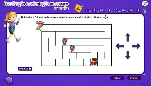 Itinerários screenshot 2