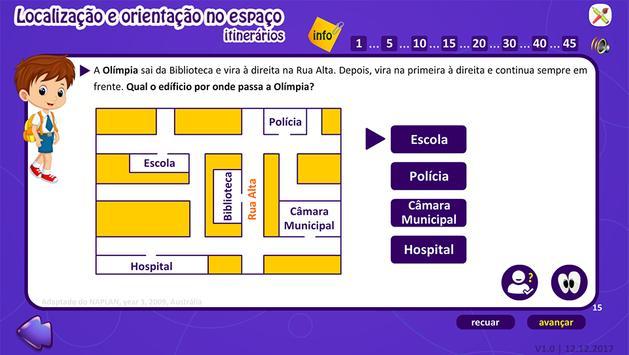 Itinerários screenshot 3