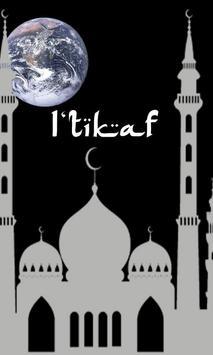 I'tikaf Ramadhan poster