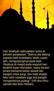 I'tikaf Ramadhan apk screenshot
