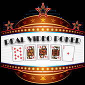 Real Video Poker Android icon