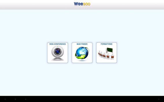 Weesoo Mobile screenshot 1
