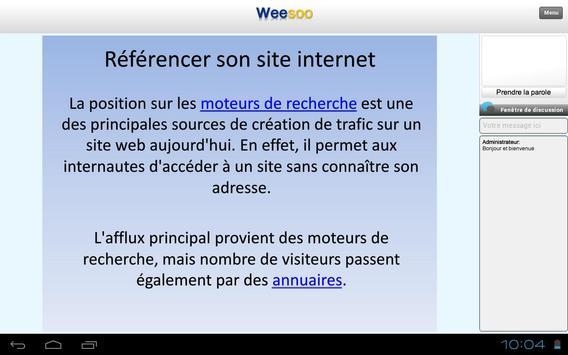 Weesoo Mobile screenshot 2