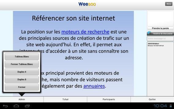 Weesoo Mobile screenshot 3