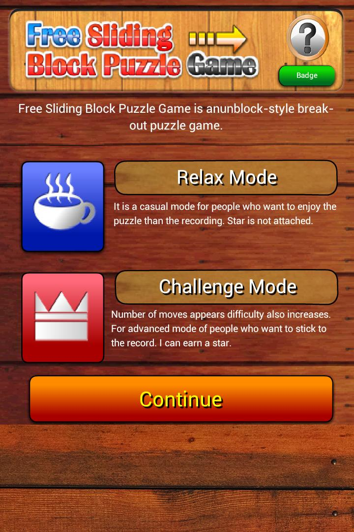 Free Sliding Block Puzzle Game for Android - APK Download