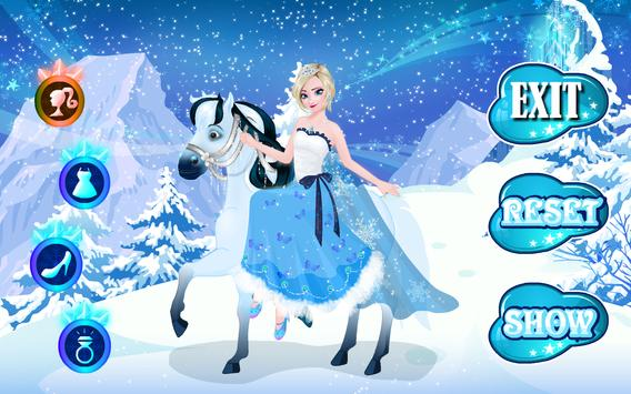 Icy Queen Dressup screenshot 13