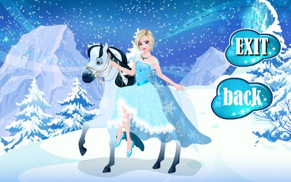 Icy Queen Dressup screenshot 2