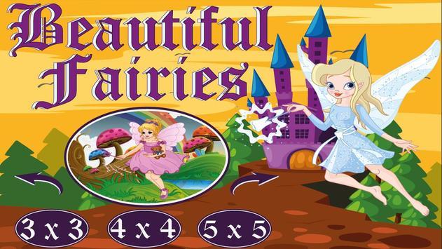 Amazing Fairies Jigsaw Puzzle screenshot 5