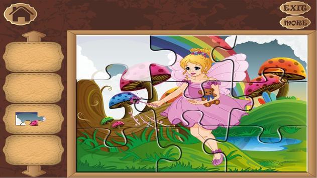 Amazing Fairies Jigsaw Puzzle screenshot 6