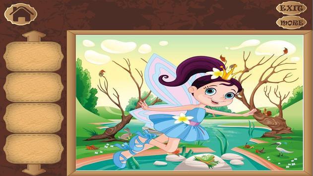 Amazing Fairies Jigsaw Puzzle screenshot 10