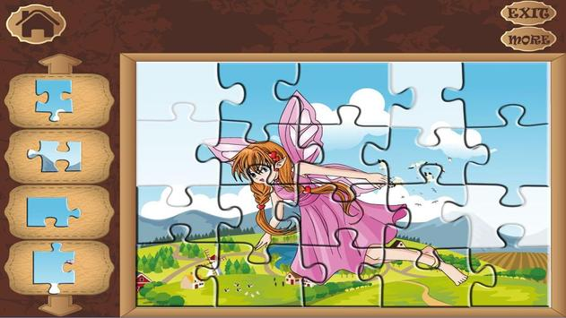 Amazing Fairies Jigsaw Puzzle screenshot 2