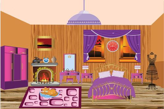 Fancy Bedroom Decoration screenshot 1