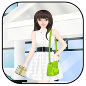 games dress up icon