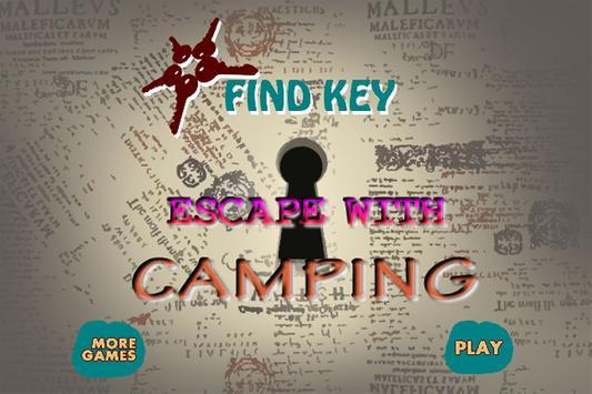 EscapeWithCamping apk screenshot