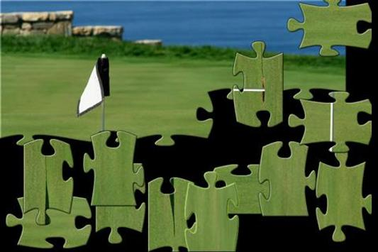 Golf Jigsaw Puzzle 1000x600 poster