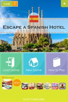 Escape a Spanish Hotel apk screenshot
