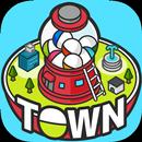 カプセルタウン -眺めて育てて街づくり APK