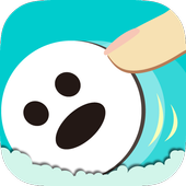 Everyday Snowman. Please Roll. icon