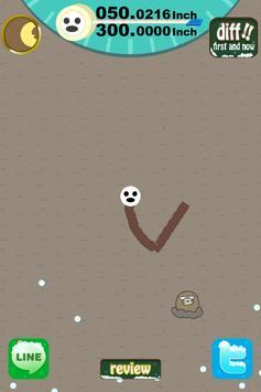 Everyday Snowman. Please Roll. screenshot 2